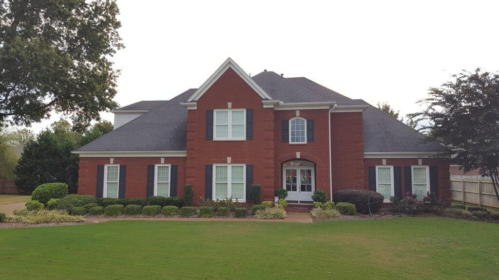 GAF Timberline HD Roof- Pewter Grey in Germantown, TN