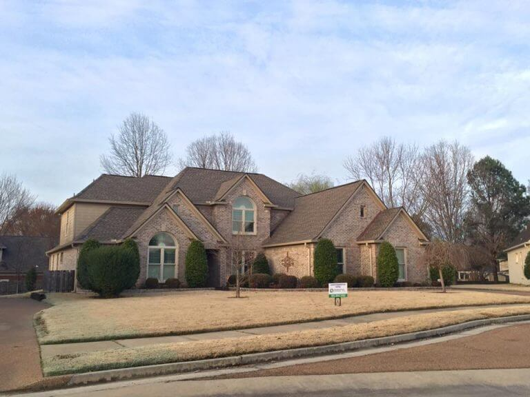 GAF Timberline HD Roof in Collierville, TN