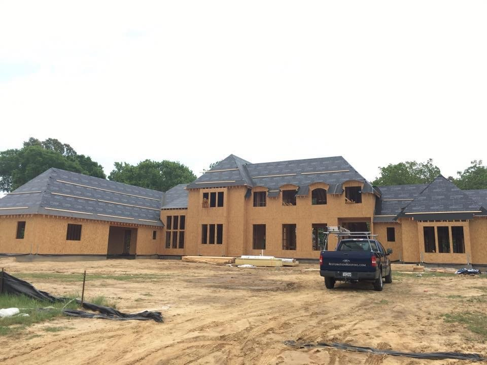 New Construction in duBray Manor Collierville, TN