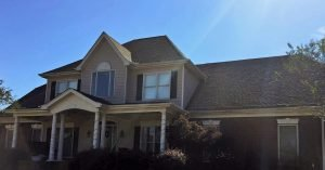 GAF 30-yr with Cobra Ridge Vent in Collierville, TN