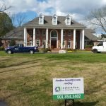Another Collierville TN Roof Repair