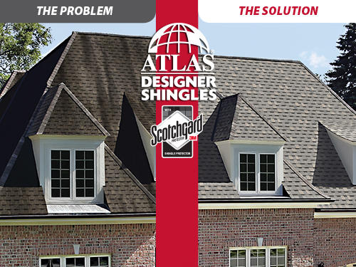 Why We Choose to Install Atlas Shingles