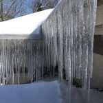 How to Handle Roof Ice Dams