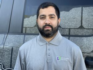 Andres Gomez-Project Manager