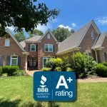 Benefits of Using A Roofer with A+ BBB Rating